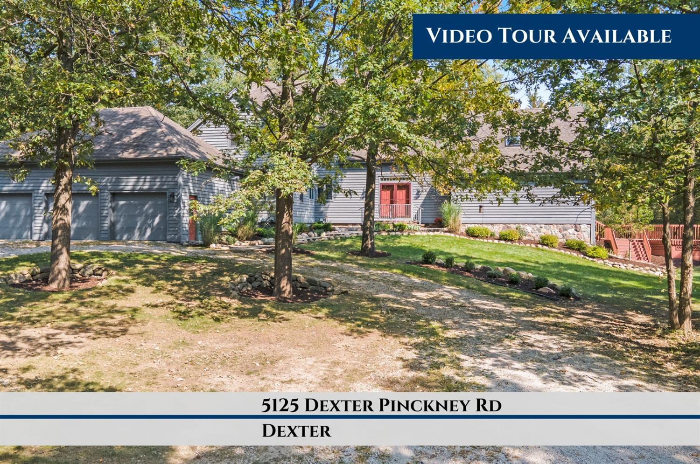 5125 Dexter Pinckney Road Property Photo