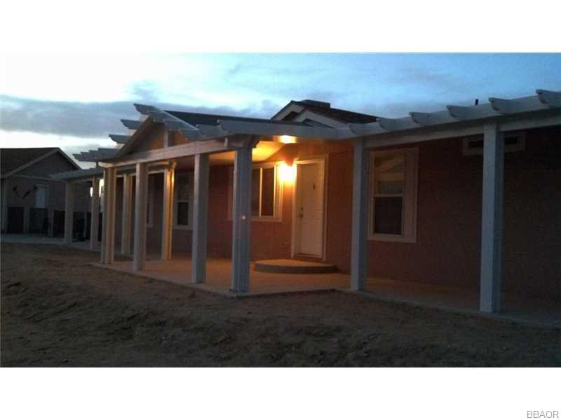 34252 Harvest Moon Property Photo - Lucerne Valley, CA real estate listing