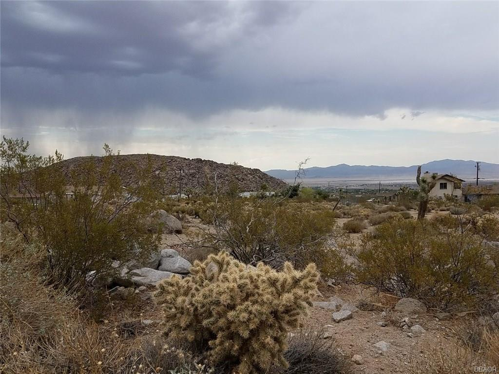 0 Spinel Road Property Photo - Lucerne Valley, CA real estate listing