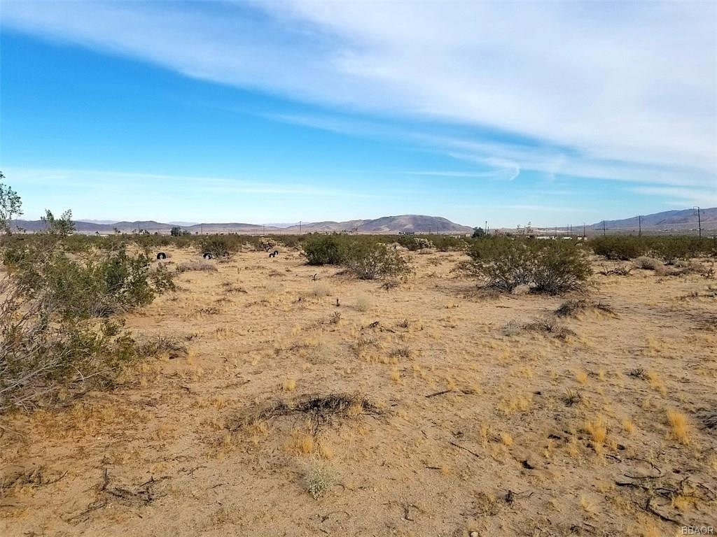 0 Little Rd Property Photo - Joshua Tree, CA real estate listing