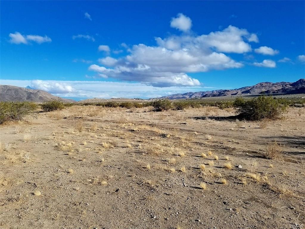 0 Pipeline Rd Property Photo - Joshua Tree, CA real estate listing