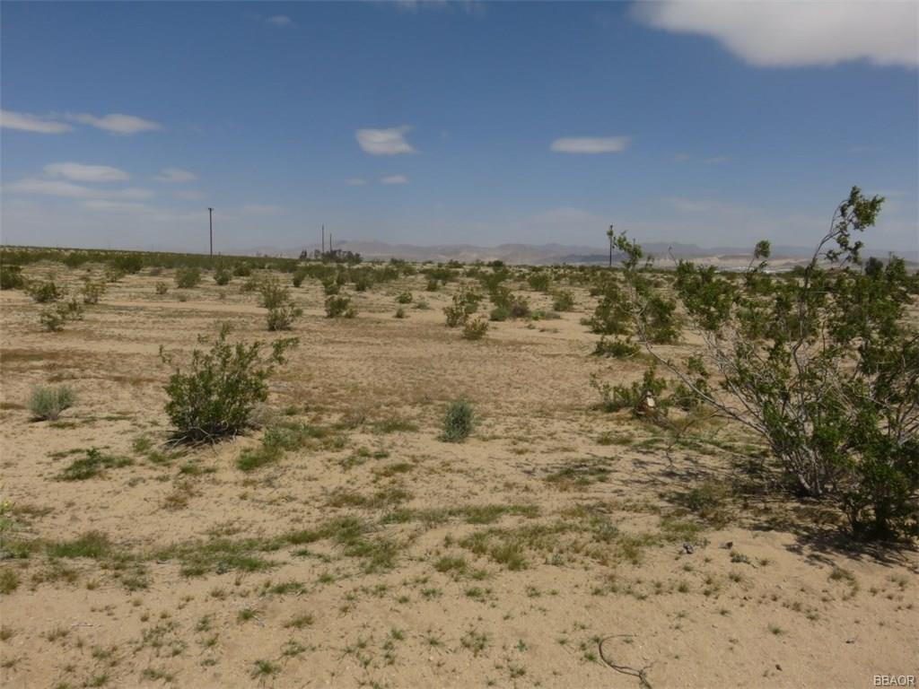 0 Mesa Drive Property Photo - Twentynine Palms, CA real estate listing