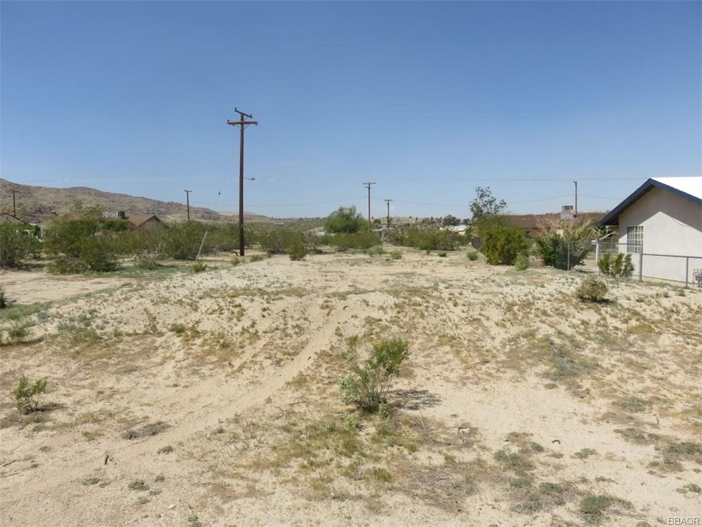 6608 Mojave Avenue Property Photo - Twentynine Palms, CA real estate listing