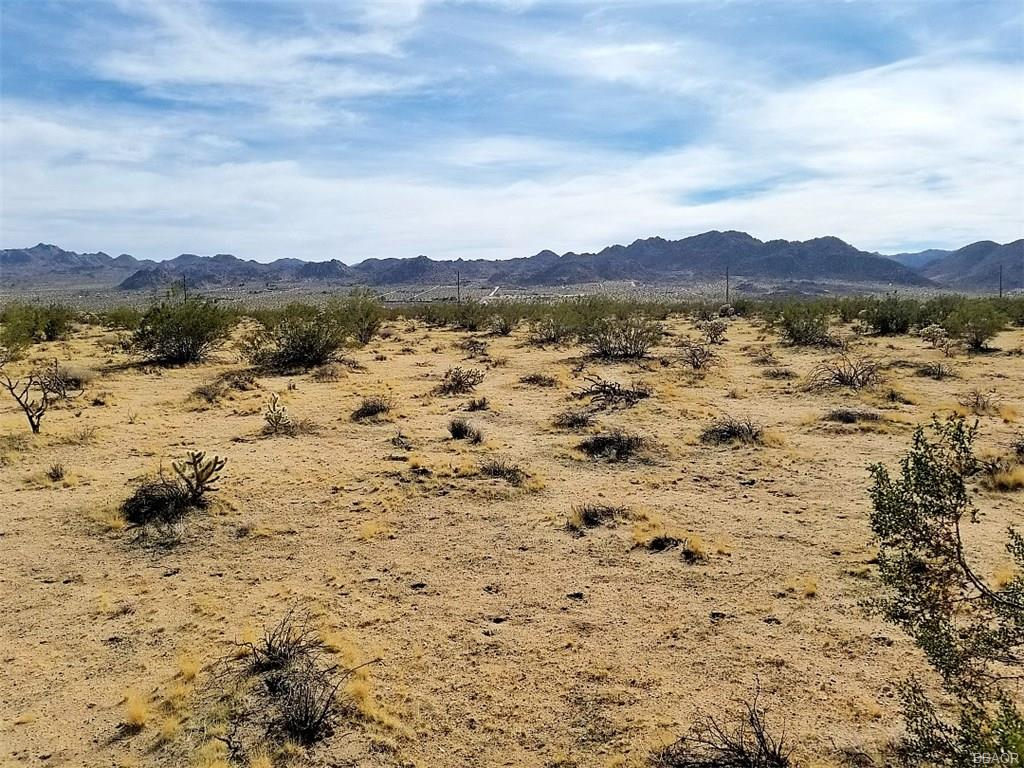 0 Little Road Property Photo - Joshua Tree, CA real estate listing