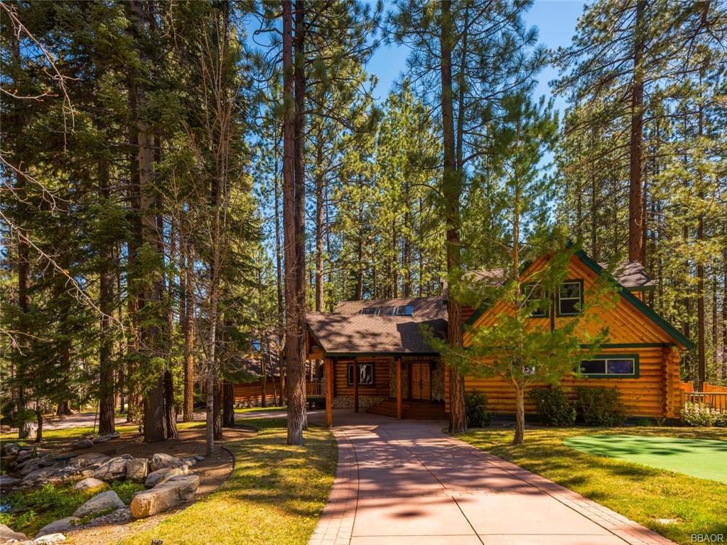 739 North Star Drive Property Photo - Big Bear Lake, CA real estate listing