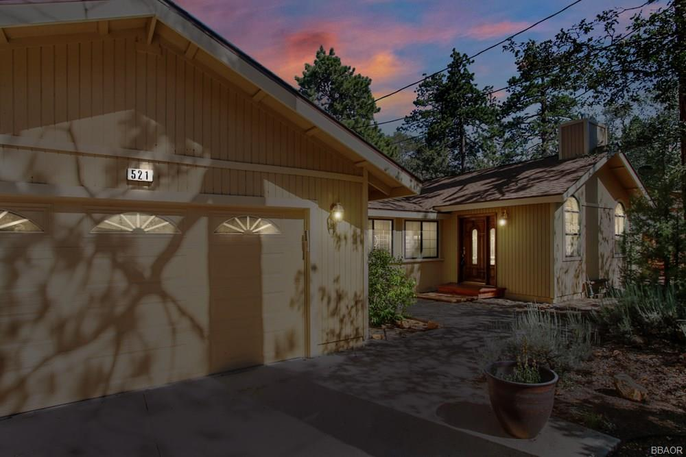 521 Inyo Avenue, Sugarloaf, CA 92386 - Sugarloaf, CA real estate listing