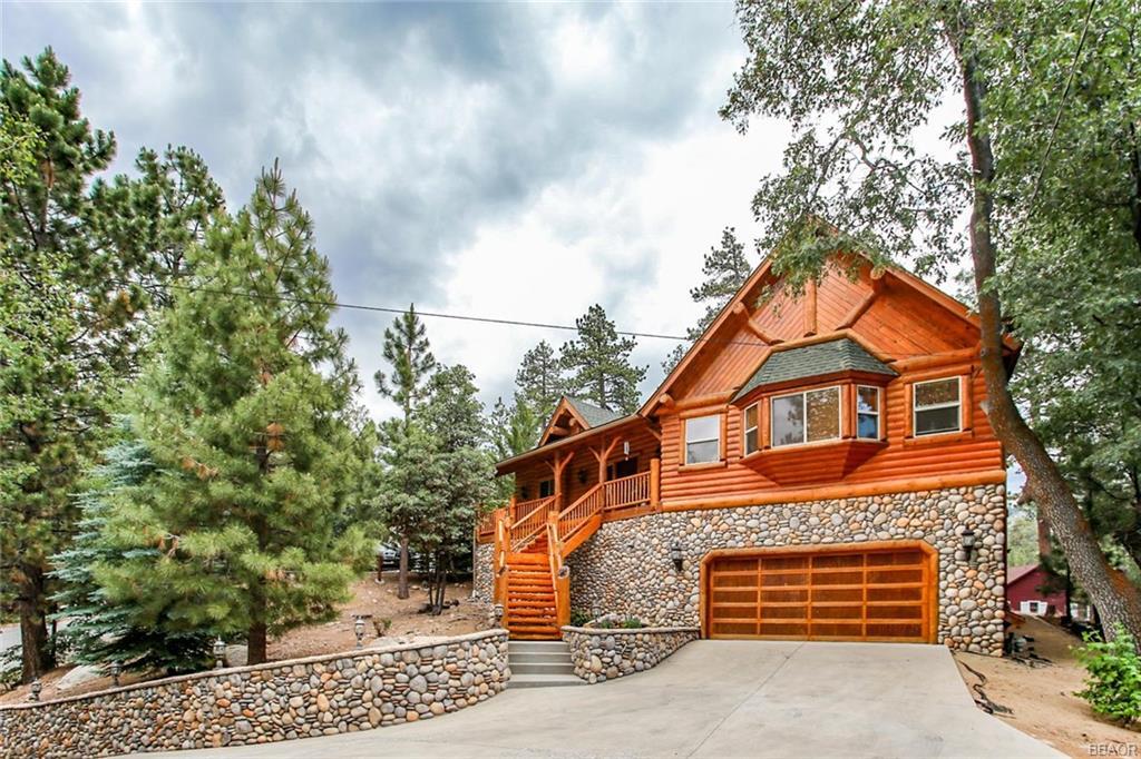 43265 Sand Canyon Drive, Big Bear Lake, CA 92315 - Big Bear Lake, CA real estate listing