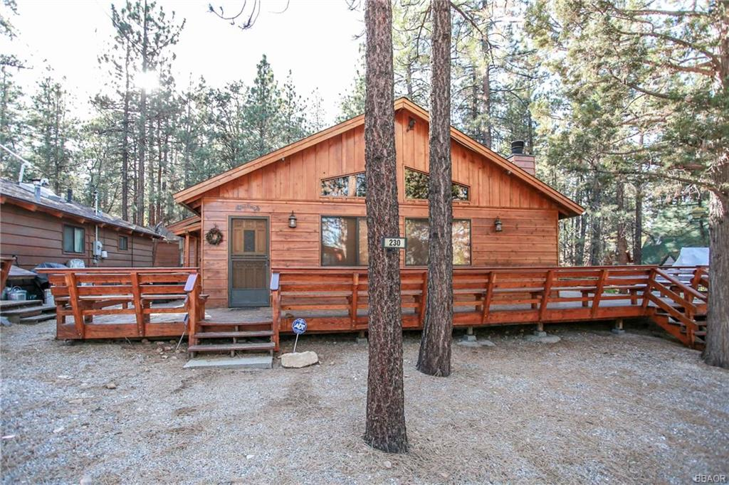 230 Pine Lane, Sugarloaf, CA 92386 - Sugarloaf, CA real estate listing