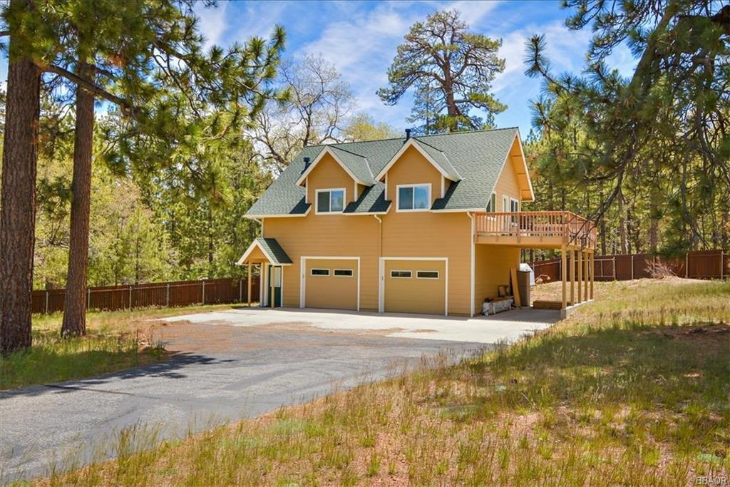 42323 Switzerland Road Property Photo - Big Bear Lake, CA real estate listing