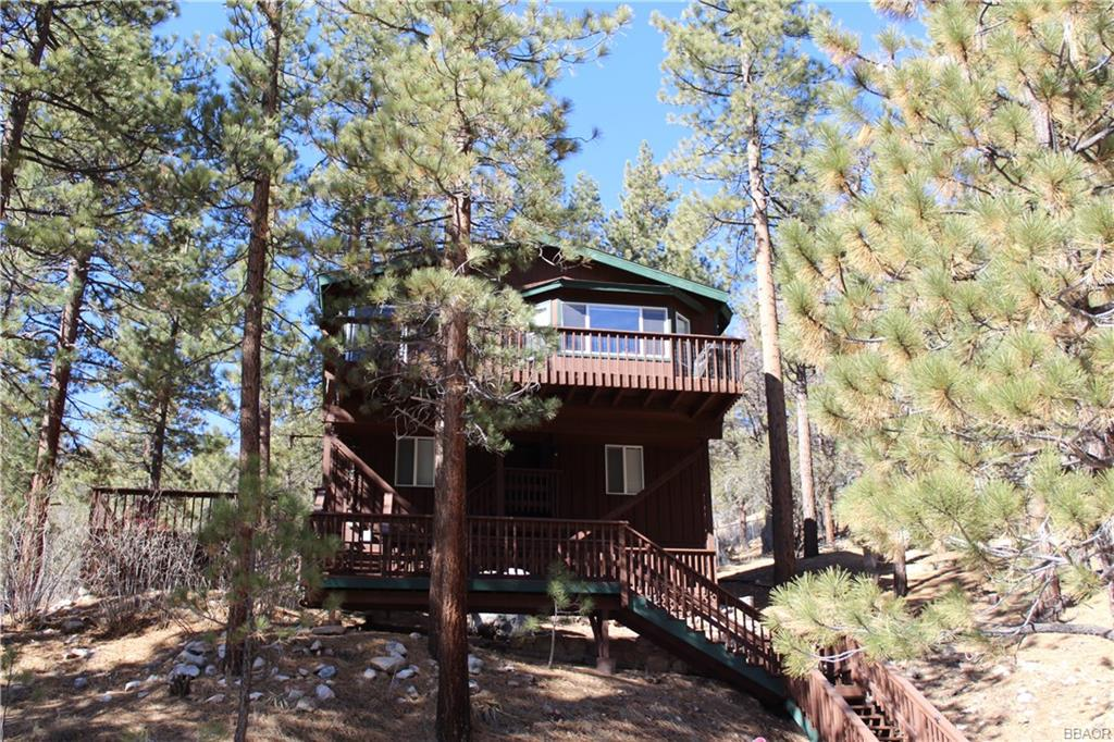 1214 Canyon Road, Fawnskin, CA 92333 - Fawnskin, CA real estate listing