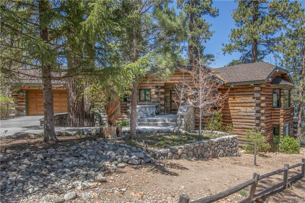 180 Round Drive Property Photo - Big Bear Lake, CA real estate listing