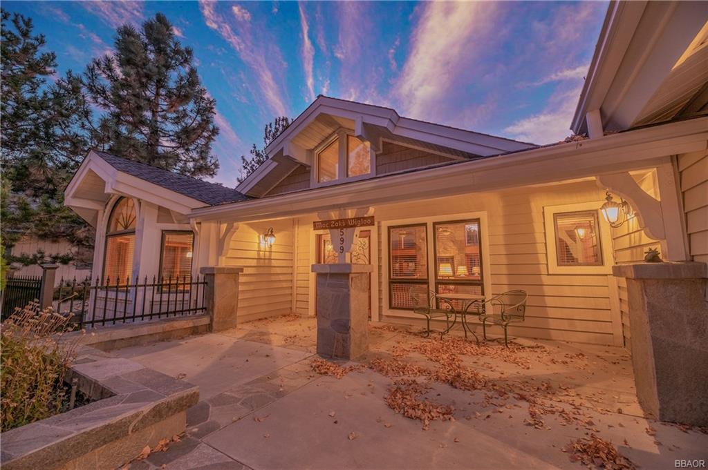 599 Cove Drive, Big Bear Lake, CA 92315 - Big Bear Lake, CA real estate listing