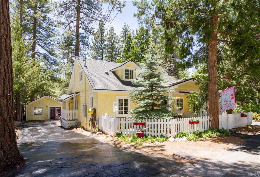 1140 Illini Drive, Fawnskin, CA 92333 - Fawnskin, CA real estate listing