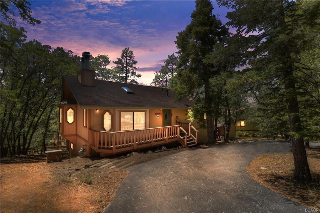 1358 La Crescenta Drive, Big Bear City, CA 92314 - Big Bear City, CA real estate listing