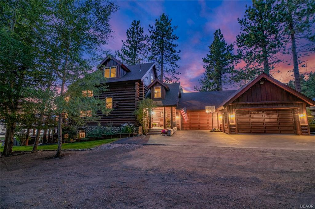 39997 Big Bear AKA North Shore Dr Drive Property Photo - Fawnskin, CA real estate listing