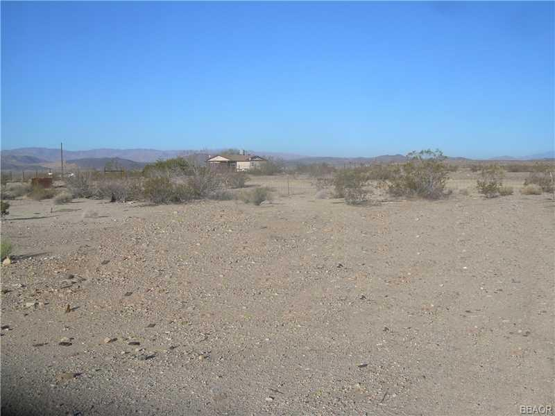 69027 Pioneer Trail Property Photo - Twentynine Palms, CA real estate listing