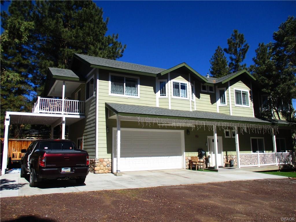 1061 Woodland Drive, Big Bear City, CA 92314 - Big Bear City, CA real estate listing