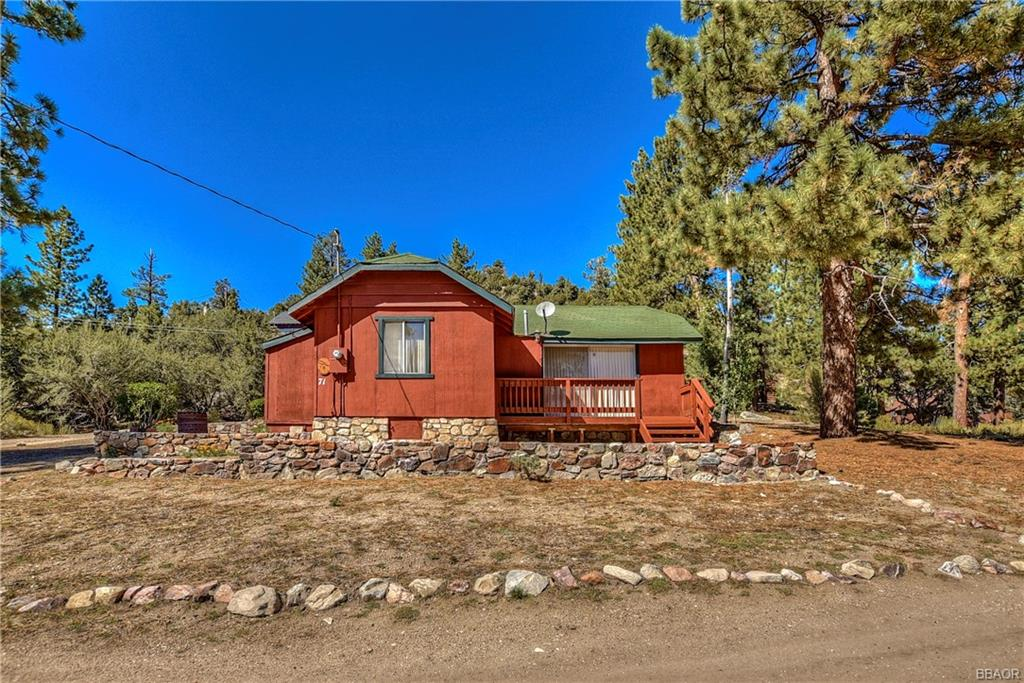71 Lakeview Tract, Fawnskin, CA 92333 - Fawnskin, CA real estate listing