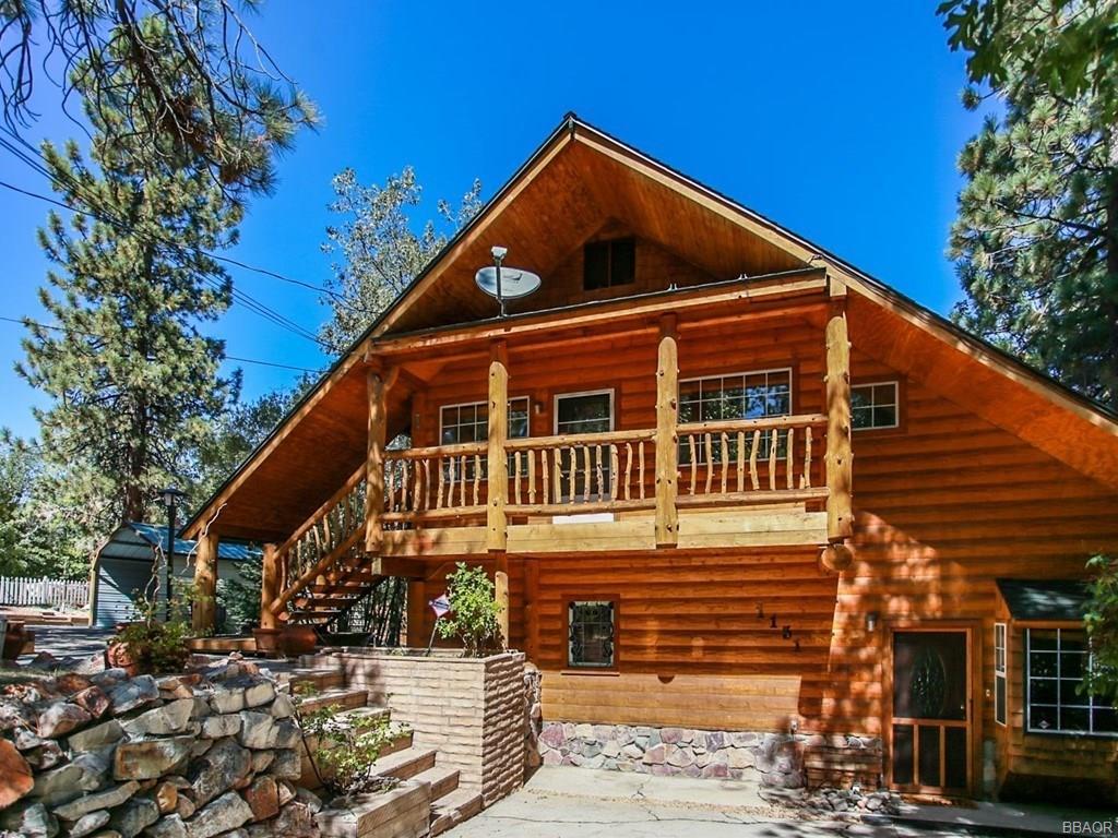 1151 Vine Avenue, Big Bear City, CA 92314 - Big Bear City, CA real estate listing