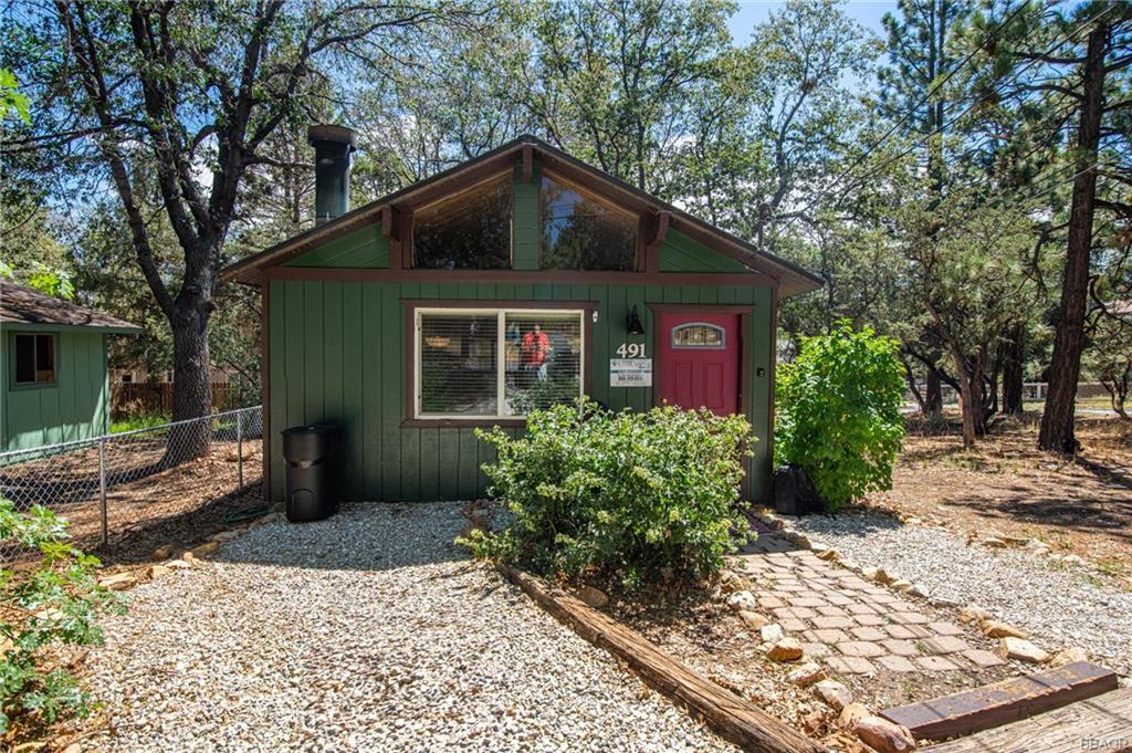 491 Imperial Avenue, Sugarloaf, CA 92386 - Sugarloaf, CA real estate listing