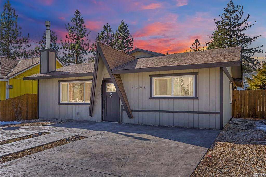 1093 Mount Doble Drive, Big Bear City, CA 92314 - Big Bear City, CA real estate listing