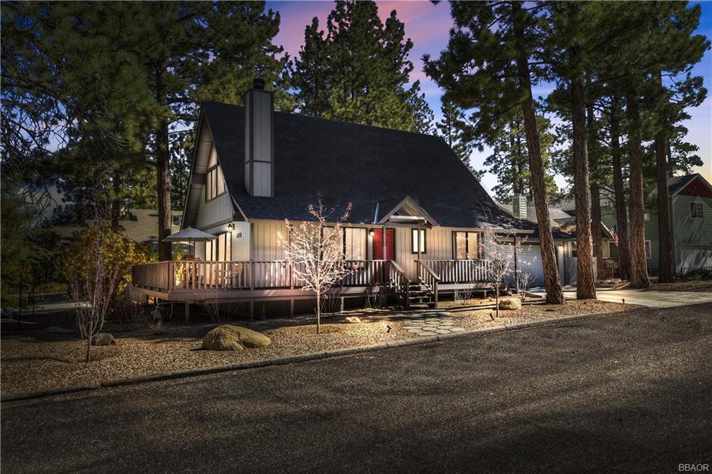 600 E Barker Boulevard, Big Bear City, CA 92314 - Big Bear City, CA real estate listing