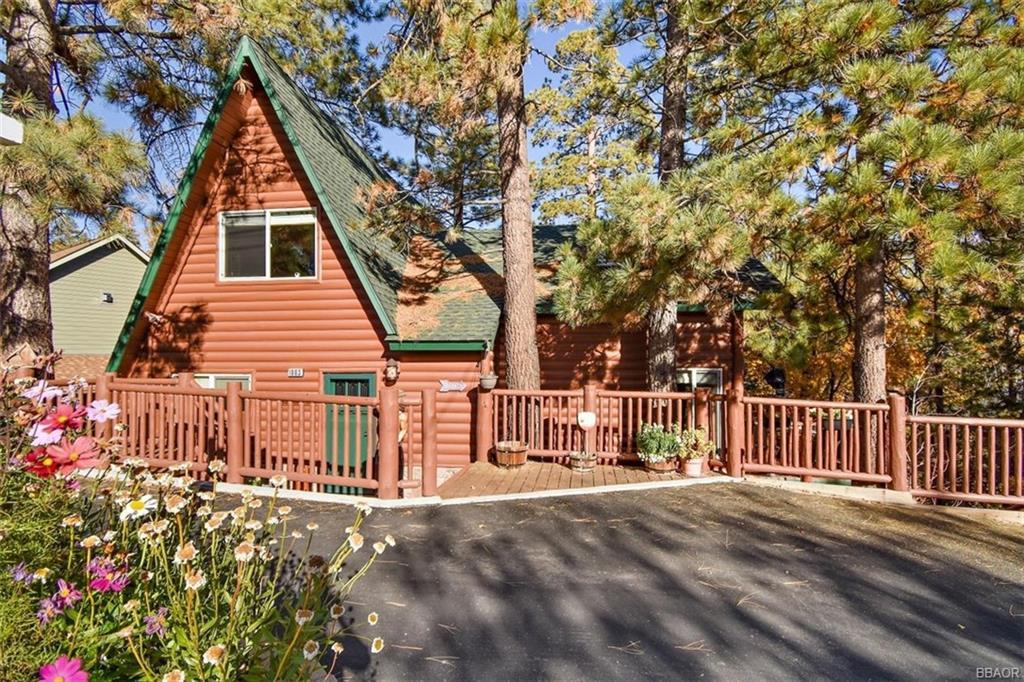 1003 Fawnskin Drive, Fawnskin, CA 92333 - Fawnskin, CA real estate listing