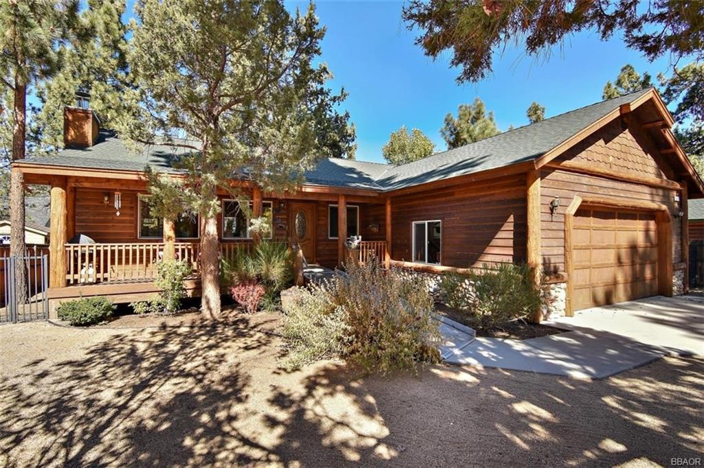 525 Angeles Boulevard, Big Bear City, CA 92314 - Big Bear City, CA real estate listing
