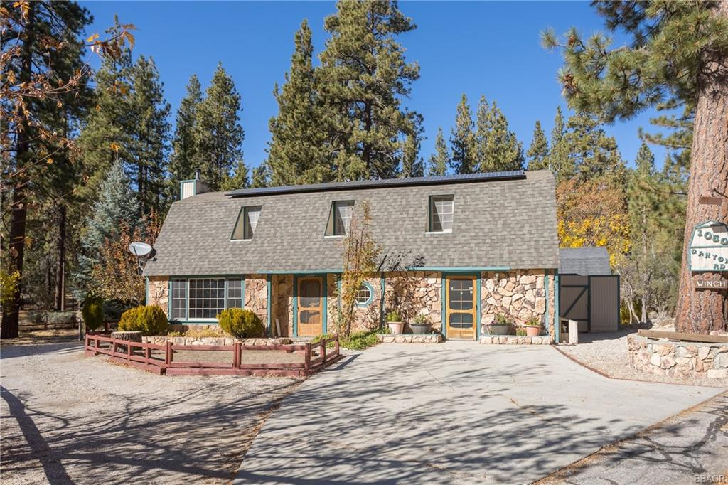 1050 Canyon Road, Fawnskin, CA 92333 - Fawnskin, CA real estate listing