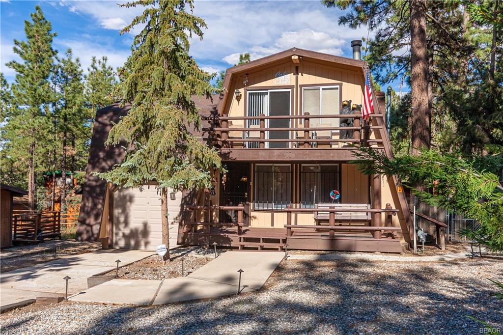 221 Maple, Sugarloaf, CA 92386 - Sugarloaf, CA real estate listing