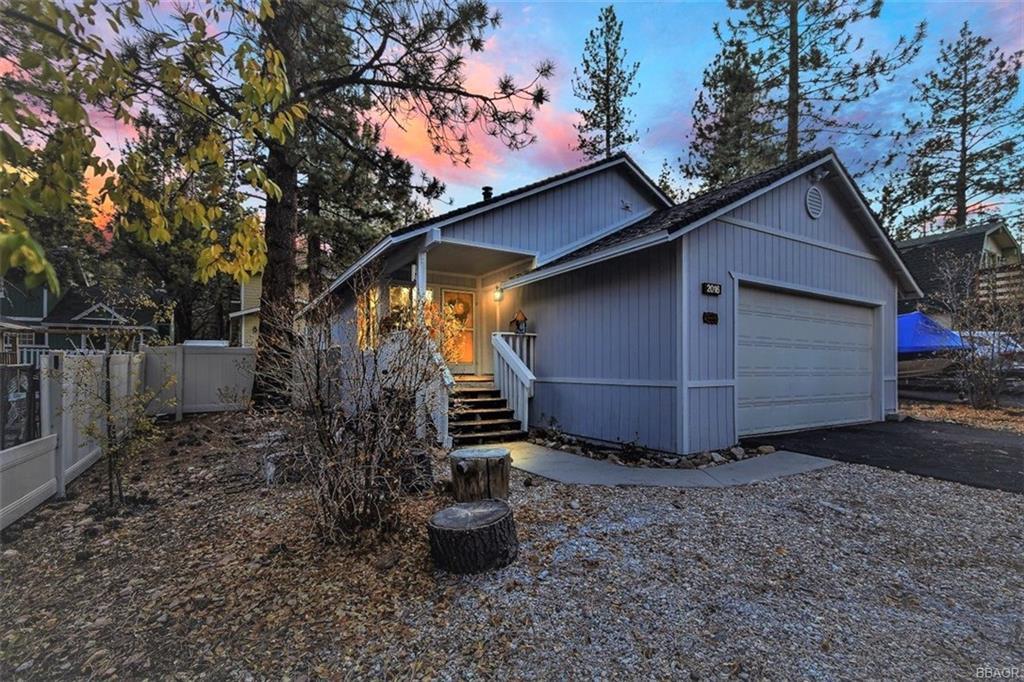 2016 Cedar Pine Lane, Big Bear City, CA 92314 - Big Bear City, CA real estate listing