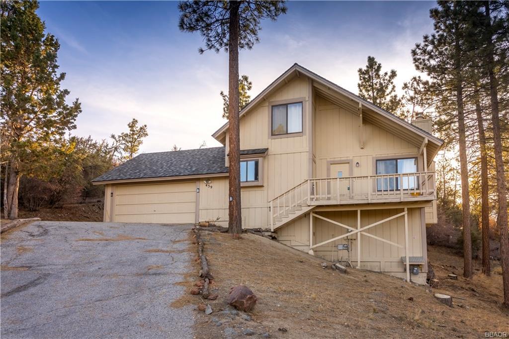 439 Tanglewood Drive, Big Bear City, CA 92314 - Big Bear City, CA real estate listing