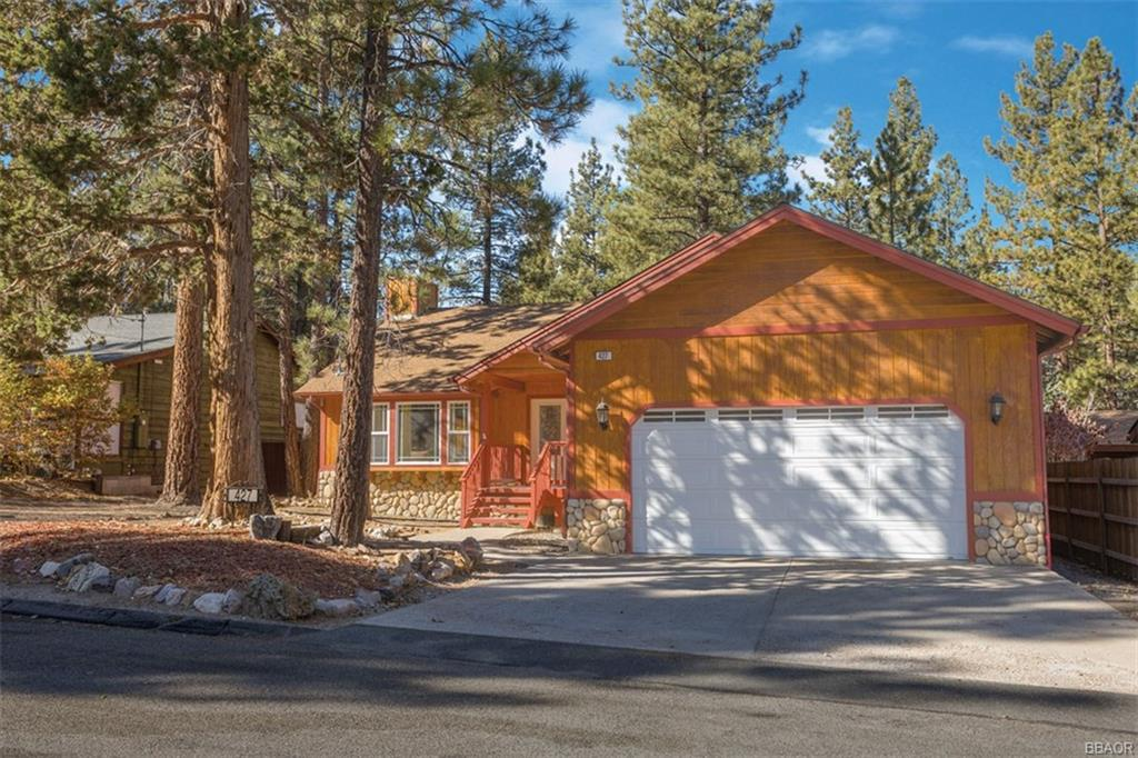 427 Belmont Drive, Big Bear City, CA 92314 - Big Bear City, CA real estate listing