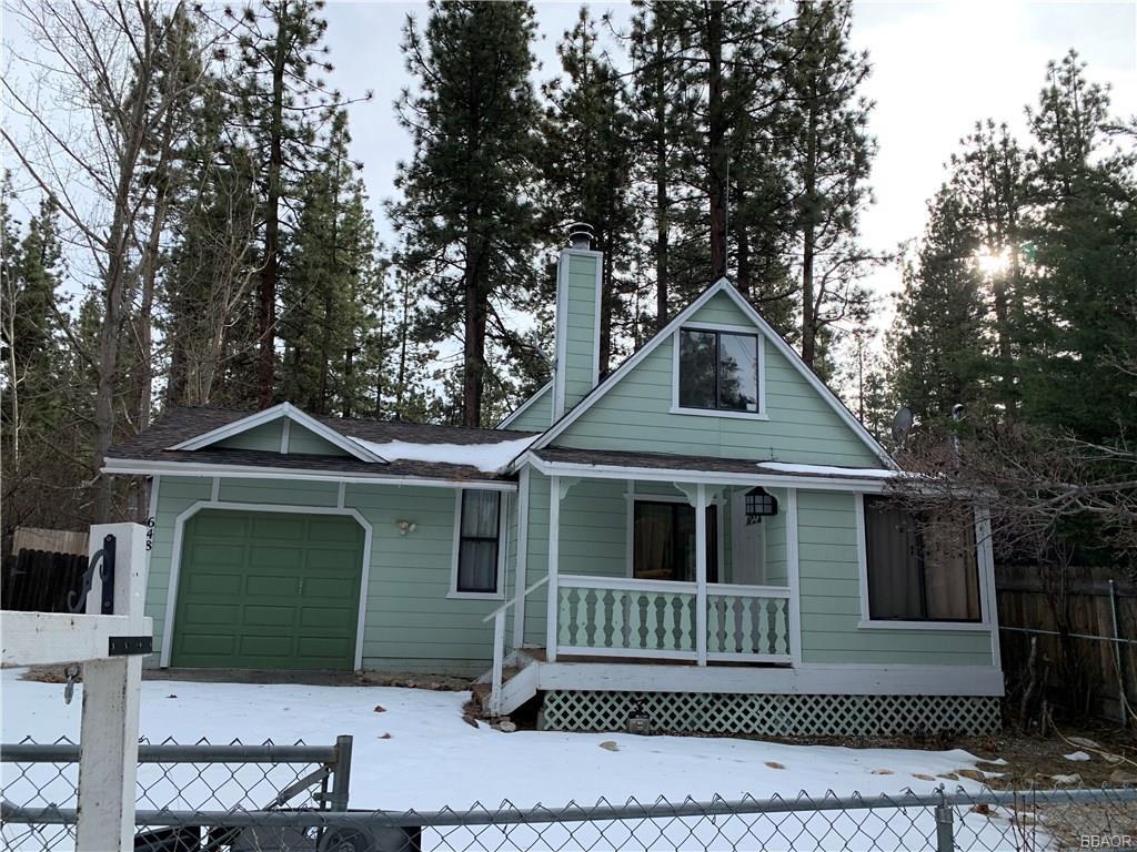 648 Irving Way, Big Bear City, CA 92314 - Big Bear City, CA real estate listing