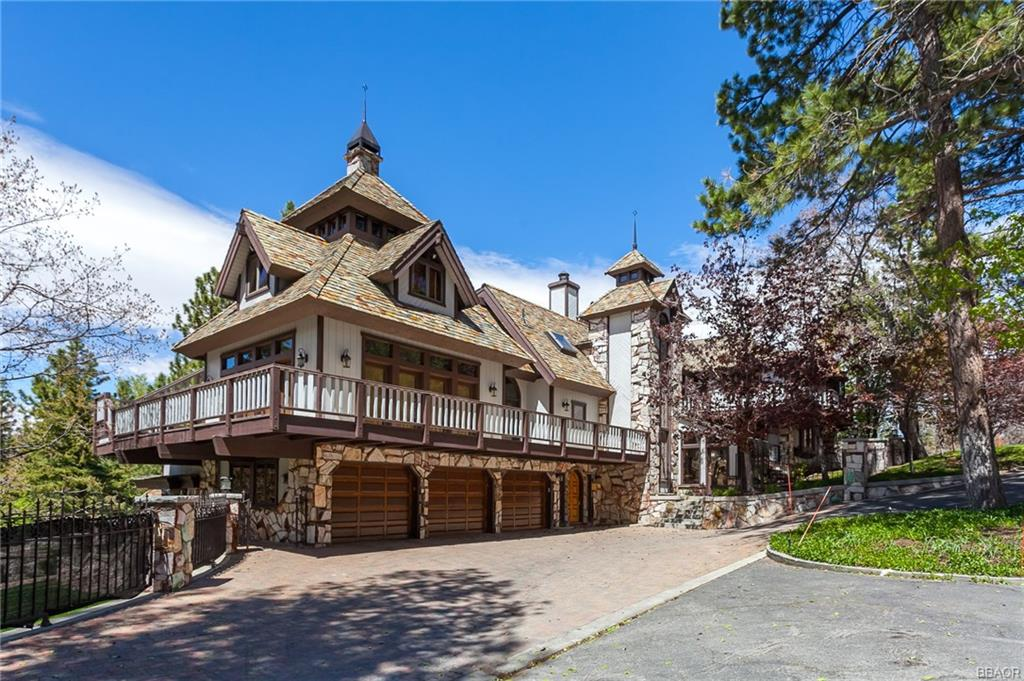848 Jeffries Road Property Photo - Big Bear Lake, CA real estate listing