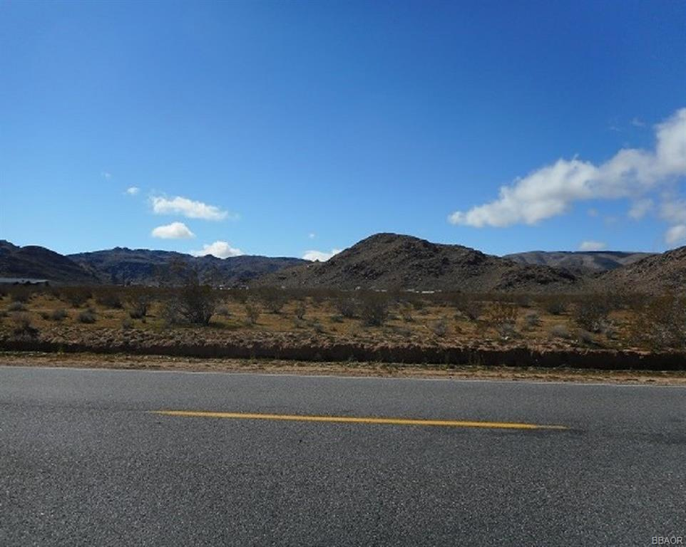 0 Barstow Road Property Photo - Lucerne Valley, CA real estate listing