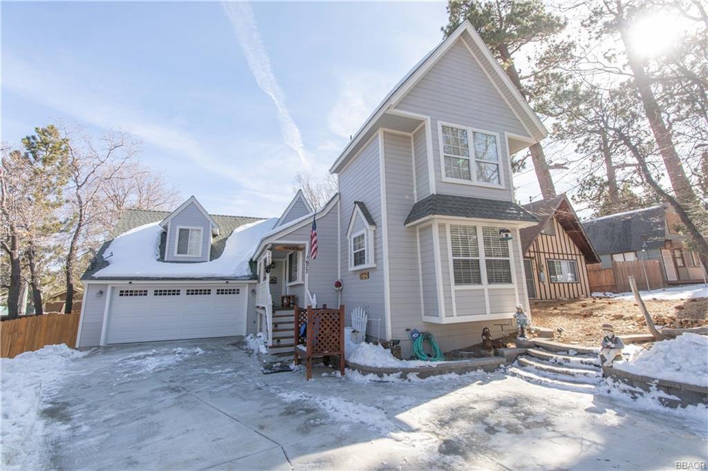 677 Holmes, Sugarloaf, CA 92386 - Sugarloaf, CA real estate listing
