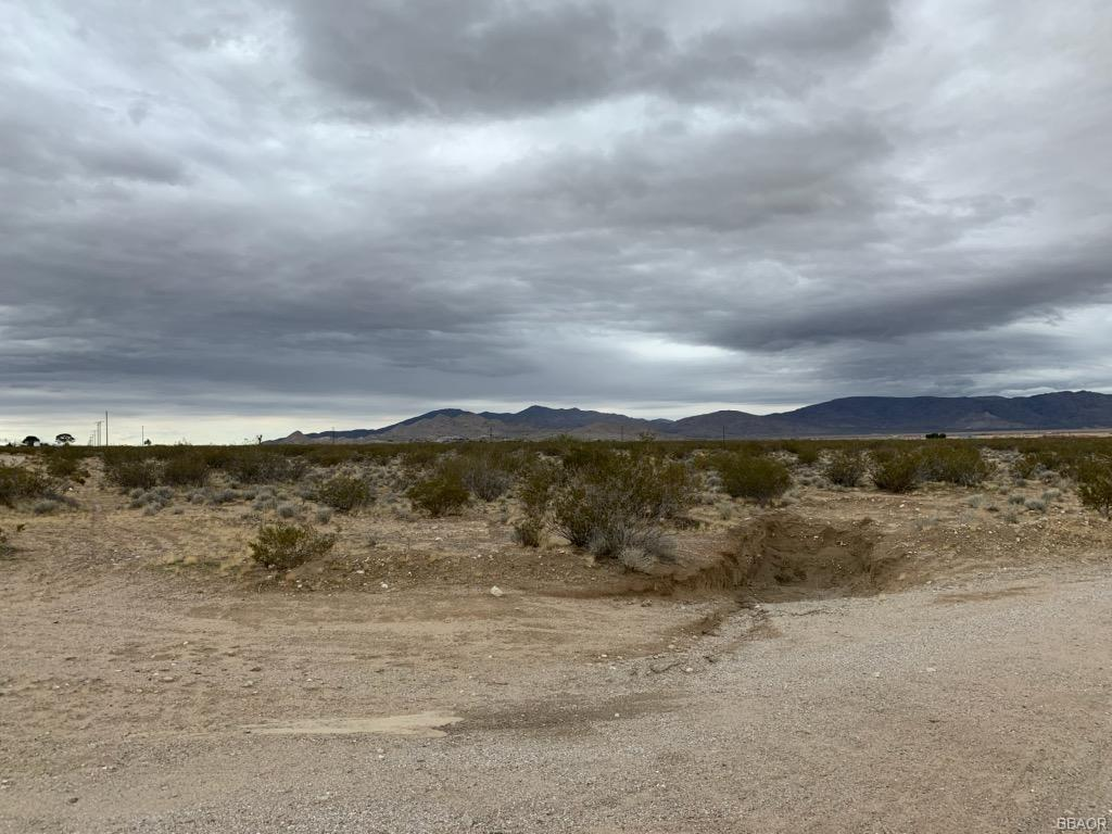 0 Meridian Road Property Photo - Lucerne Valley, CA real estate listing