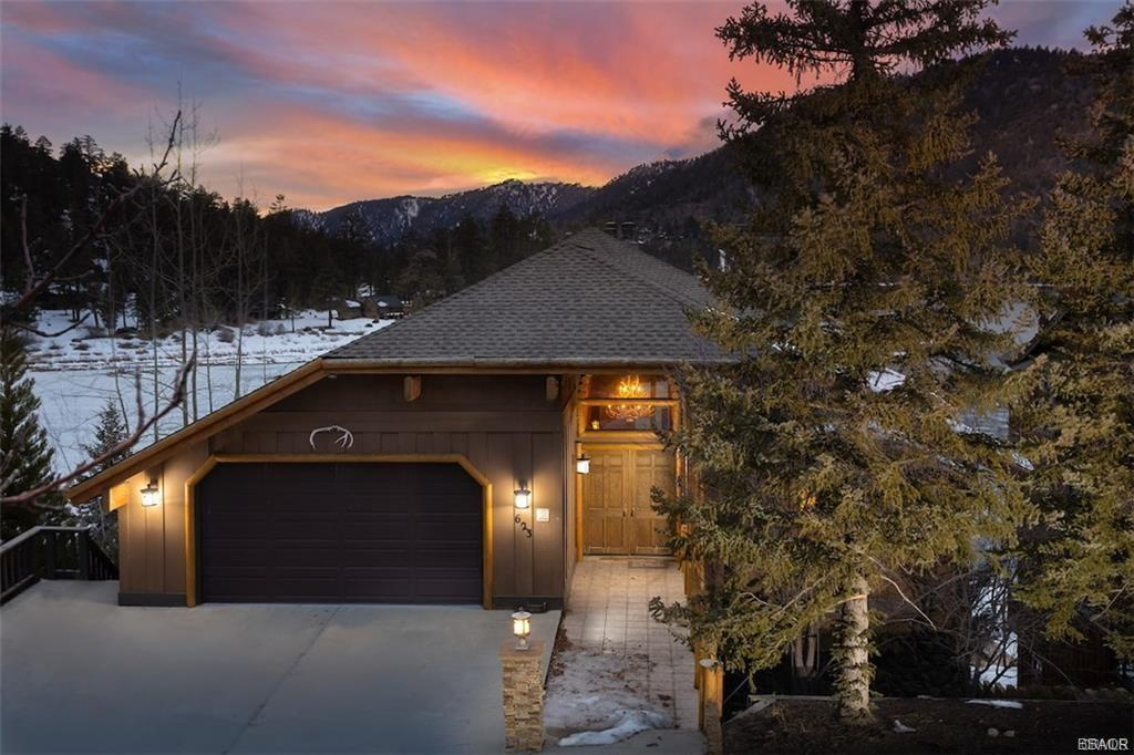 623 Cove Drive Property Photo - Big Bear Lake, CA real estate listing