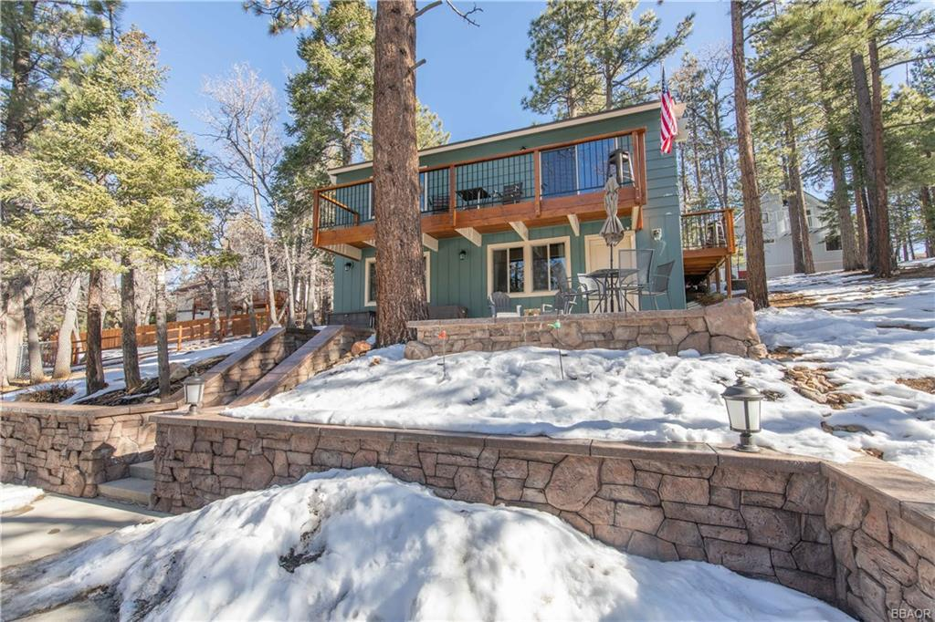 1688 Columbine Drive, Big Bear City, CA 92314 - Big Bear City, CA real estate listing