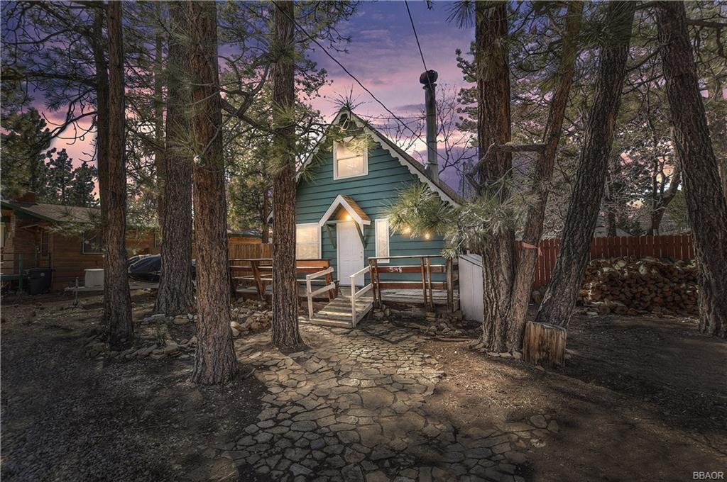 548 Los Angeles Avenue, Sugarloaf, CA 92386 - Sugarloaf, CA real estate listing
