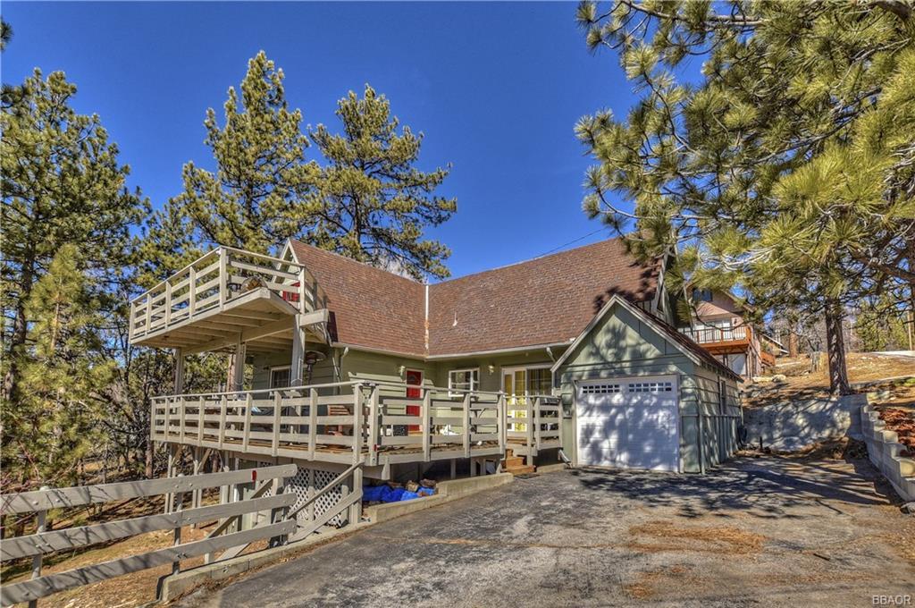 1036 Fawnskin Drive, Fawnskin, CA 92333 - Fawnskin, CA real estate listing