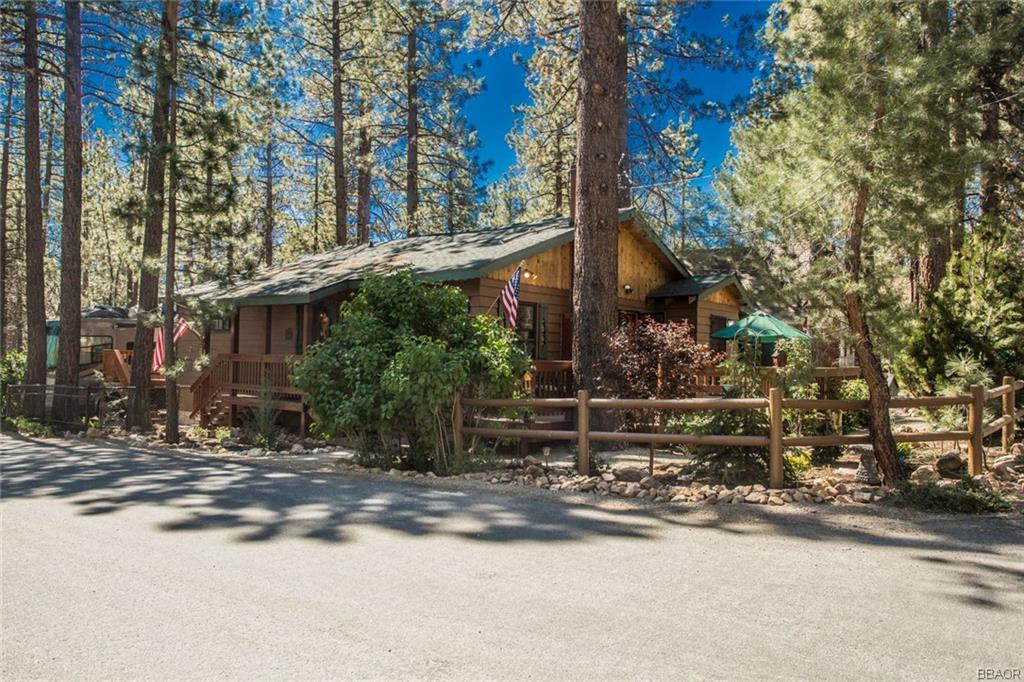 44861 Manzanita Lane, Sugarloaf, CA 92386 - Sugarloaf, CA real estate listing