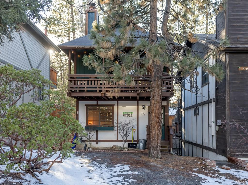 668 Knight, Big Bear Lake, CA 92315 - Big Bear Lake, CA real estate listing