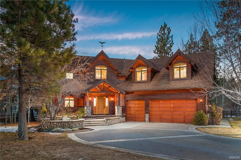 41424 Stone Bridge Road, Big Bear Lake, CA 92315 - Big Bear Lake, CA real estate listing