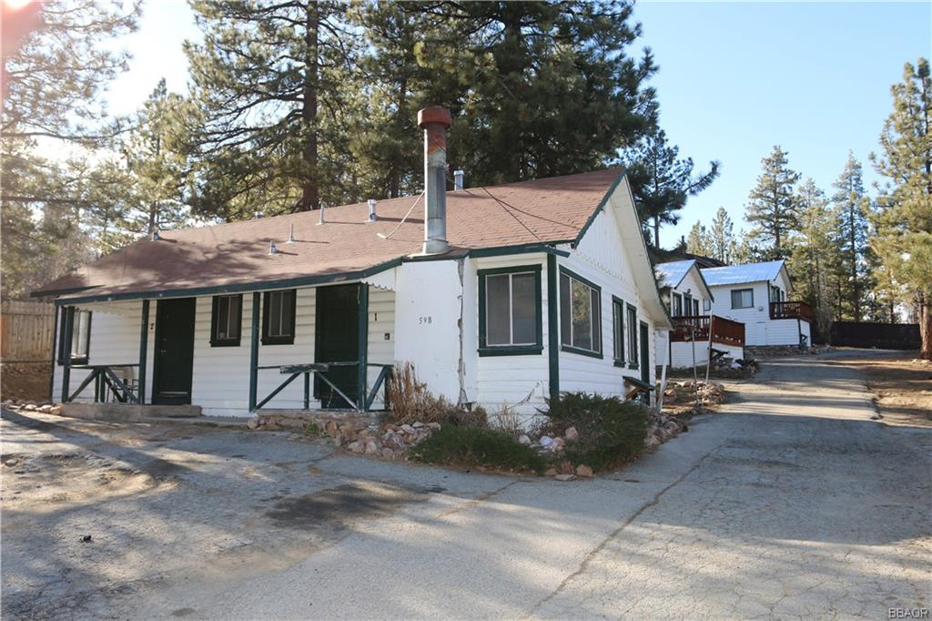 598 Spruce Road, Big Bear Lake, CA 92315 - Big Bear Lake, CA real estate listing