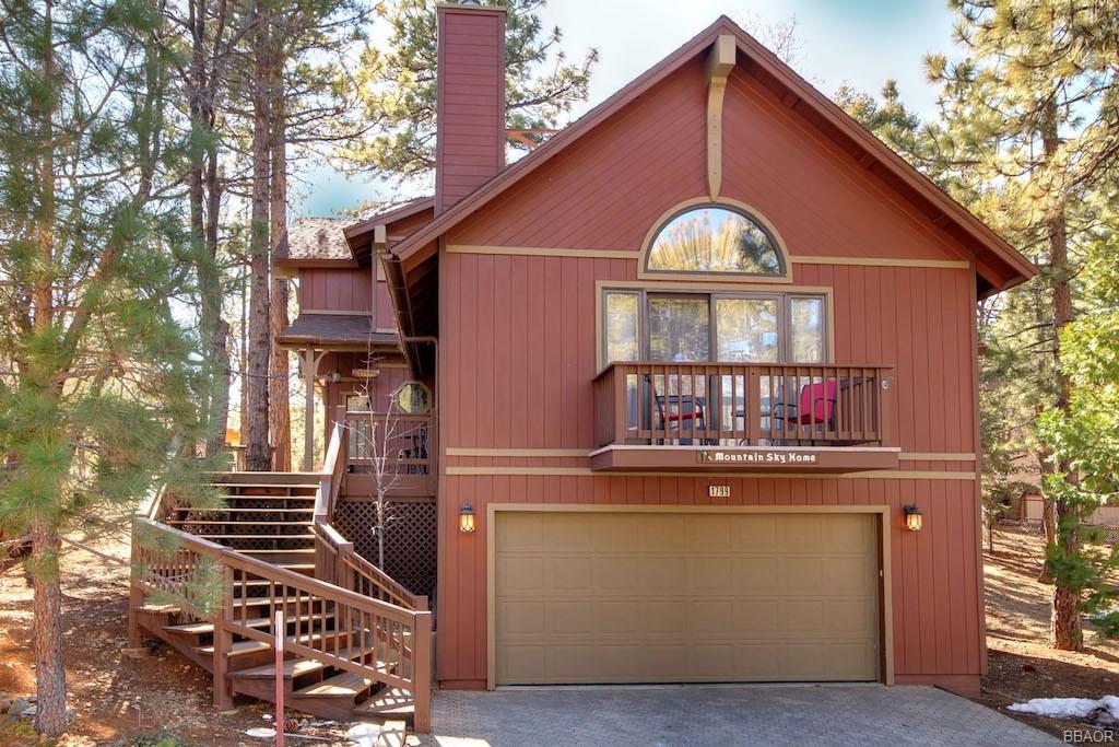 1799 Columbine Drive, Big Bear City, CA 92314 - Big Bear City, CA real estate listing