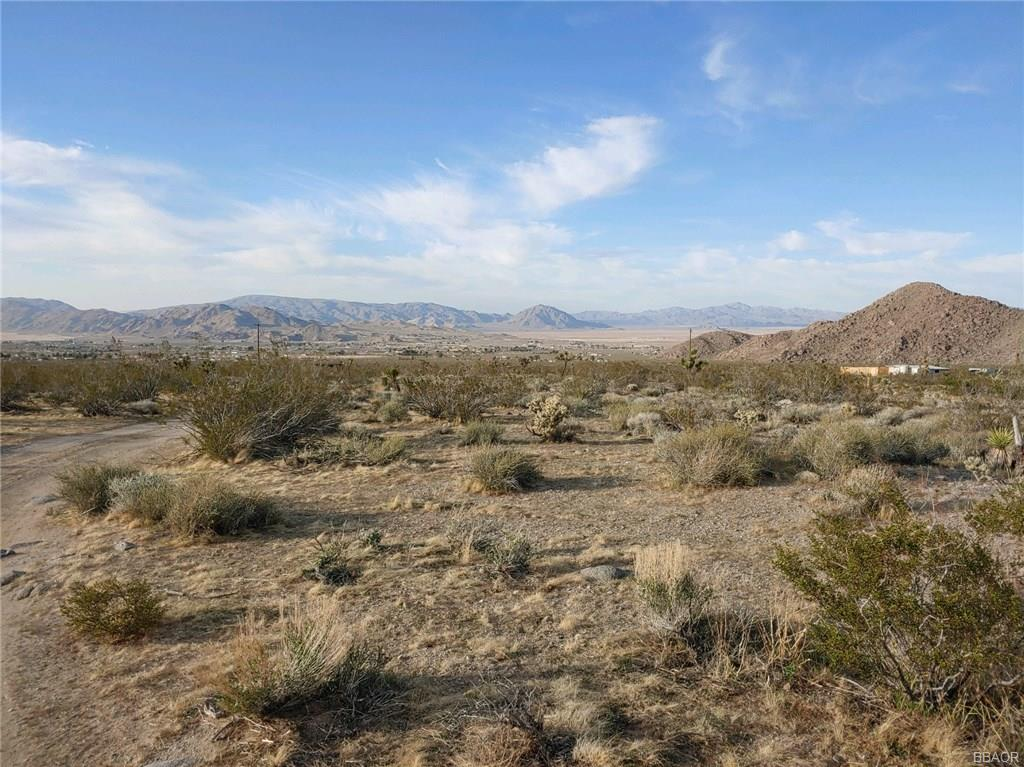 0 Carnelian Road Property Photo - Lucerne Valley, CA real estate listing