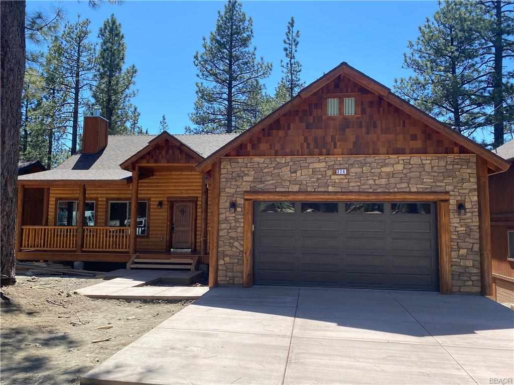 374 Northern Cross Drive Property Photo - Big Bear Lake, CA real estate listing