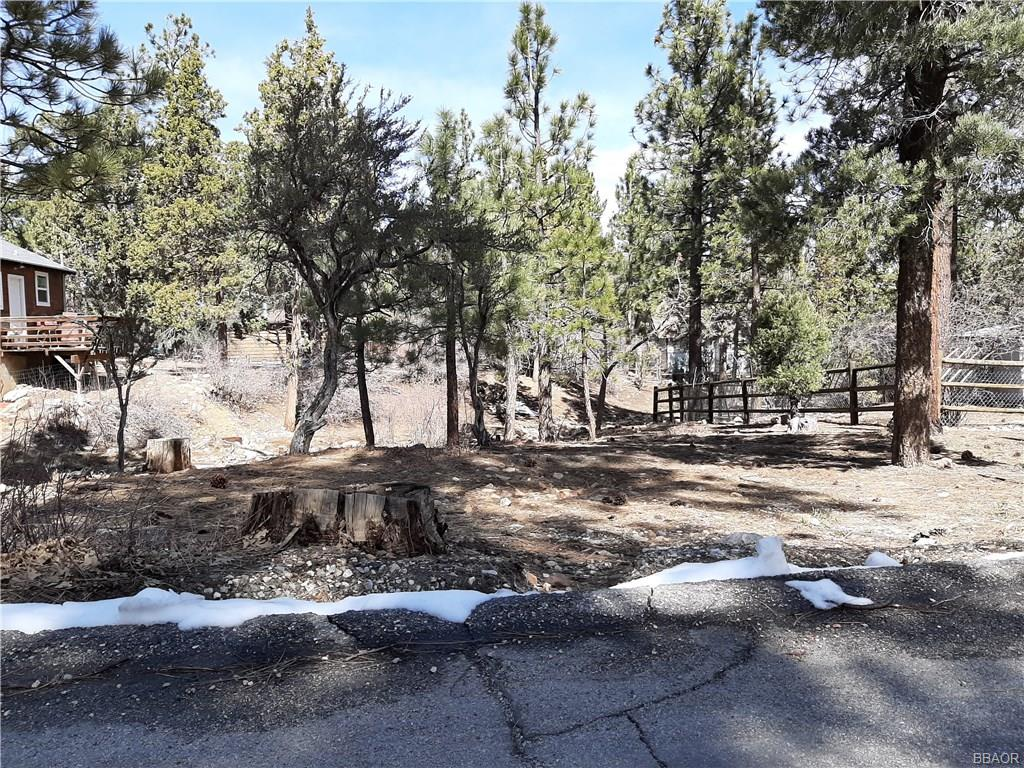 0 Cedar, Sugarloaf, CA 92386 - Sugarloaf, CA real estate listing